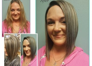 February 2017 Makeover of the Month